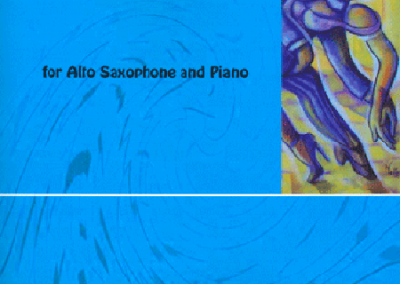 Concertango (Alto Sax and Piano)