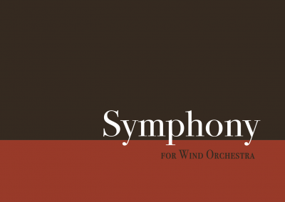 Symphony for Wind Orchestra