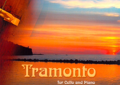 Tramonto (Cello and Piano)